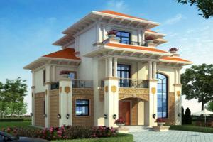 极致的优雅的3款别墅设计图,每一款都有实体呈现