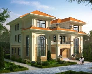 吉安李总别墅定制案例实拍,等有钱了我也想建一栋这么漂亮的别墅