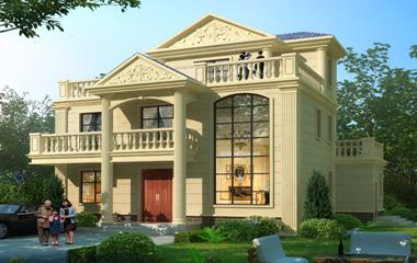 【泉州别墅设计公司】-专业农村自建别墅设计图纸定制-泉州建筑设计院