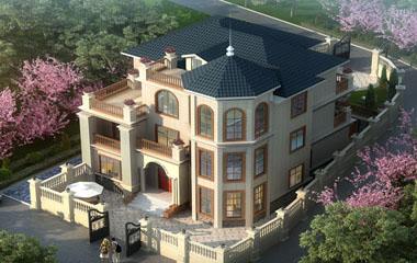 【仙桃别墅设计公司】-专业农村自建别墅设计图纸定制-仙桃建筑设计院