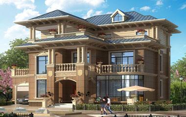 【泉州房屋设计公司】专业新农村自建房屋设计图纸-泉州豪宅设计院