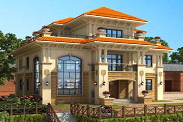 【厦门房屋设计公司】专业新农村自建房屋设计图纸-厦门豪宅设计院