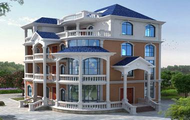 【汕头房屋设计公司】-优秀团队专业农村自建房屋设计图纸订制-汕头豪宅建筑设计院